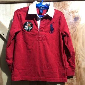 Kids's polo shirt